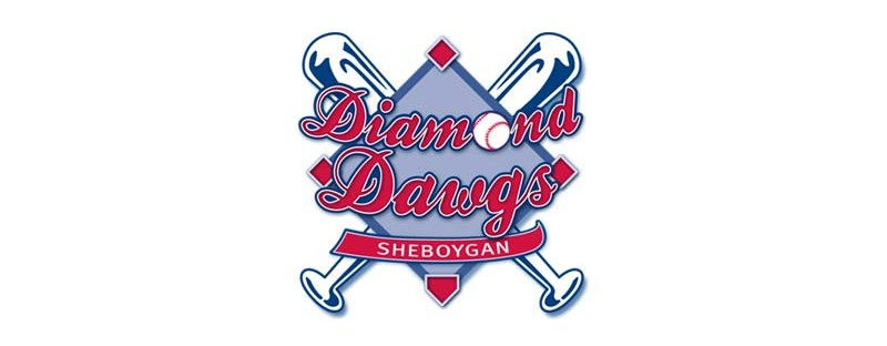Logo design for Sheboygan Diamond Dawgs